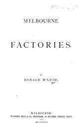 Melbourne Factories