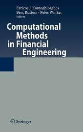 Computational Methods in Financial Engineering: Essays in Honour of Manfred Gilli