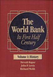The World Bank: History