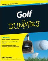 Golf For Dummies: Edition 4