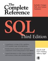 SQL The Complete Reference, 3rd Edition: Edition 3