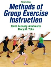 Methods of Group Exercise Instruction 3rd Edition