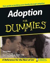 Adoption For Dummies