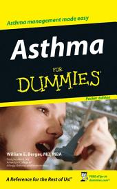 Asthma For Dummies®, Pocket Edition
