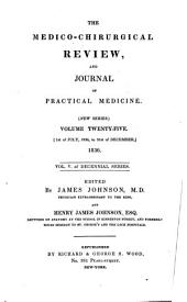 The Medico-chirurgical review: Volume 29