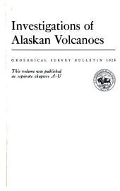 Geology of Pavlof Volcano and Vicinity, Alaska