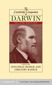 The Cambridge Companion to Darwin: Edition 2