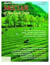 Nectar #12: The Cultivation of Spiritual Practice