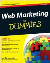Web Marketing For Dummies: Edition 3