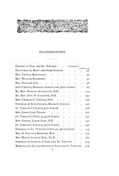 History of the Church of Zion and St. Timothy of New York 1797-1894 ...