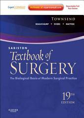 Sabiston Textbook of Surgery E-Book