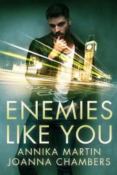 Enemies Like You: A gay M/M hot bodyguard romance