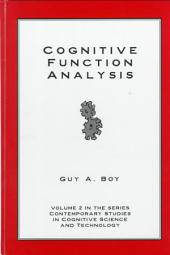Cognitive Function Analysis