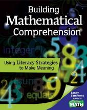 Building Mathematical Comprehension