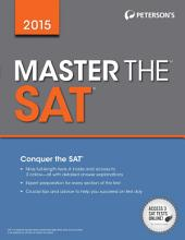 Master the SAT 2015: Edition 15