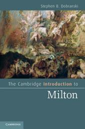 The Cambridge Introduction to Milton