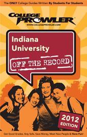 Indiana University 2012