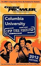 Columbia University 2012