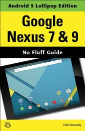 Google Nexus 7 & 9: Android 5 Lollipop Edition