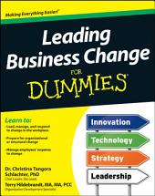 Leading Business Change For Dummies