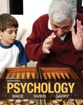 Psychology: Edition 11