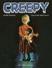 Creepy Archives Volume 19