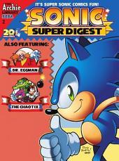 Sonic Super Digest #2