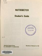 Nutrimeter: Student's Guide
