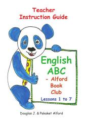 English Teacher Guide for English ABC - Alford Book Club: Teacher Lesson Plans for English as a Second Language with book English ABC - Alford Book Club