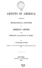 The artists of America: a series of biographical sketches