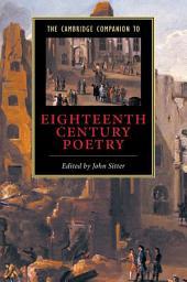 The Cambridge Companion to Eighteenth-Century Poetry