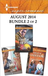 Harlequin Superromance August 2014 - Bundle 2 of 2: The Reasons to Stay\Rodeo Dreams\The Firefighter's Appeal