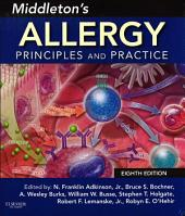 Middleton's Allergy: Principles and Practice, Edition 8