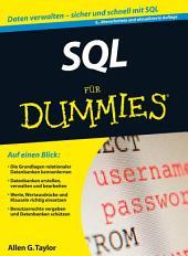SQL fur Dummies: Ausgabe 6