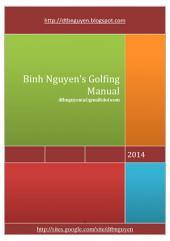 Binh Nguyen's Golf Manual