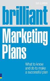 Brilliant Marketing Plans ePub eBook