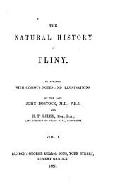 The Natural History of Pliny: Volume 1