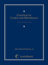 Contracts: Cases and Materials: Edition 6