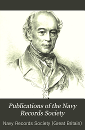 Publications of the Navy Records Society: Volume 12