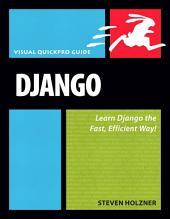 Django: Visual QuickPro Guide