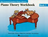 Piano Theory Workbook Book 1 (Music Instruction): Hal Leonard Student Piano Library