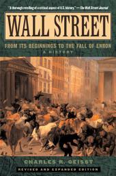 Wall Street : A History: A History