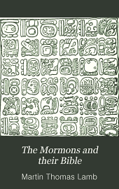 The Mormons and their Bible