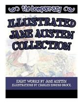 The BompaCrazy Illustrated Jane Austen Collection