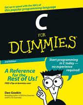 C For Dummies: Edition 2