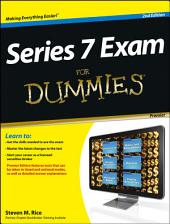 Series 7 Exam For Dummies: Edition 2