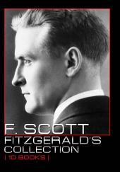 F. Scott Fitzgerald's Collection [ 10 Books ]