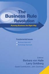 Business Rule Revolution (ebook): Running Business the Right Way
