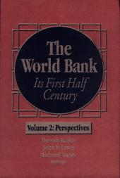 The World Bank: Perspectives