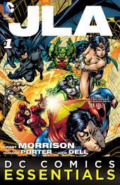 DC Comics Essentials: JLA (2014-) #1